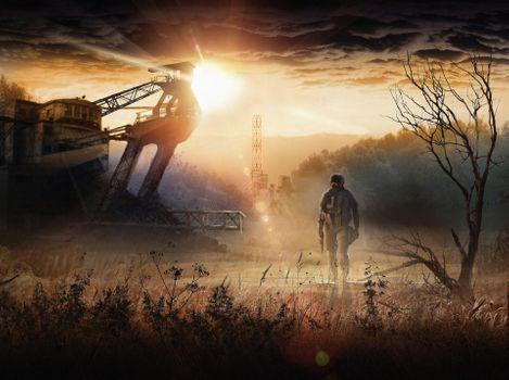 Фото бесплатно Stalker 2, 2021 Games, игр