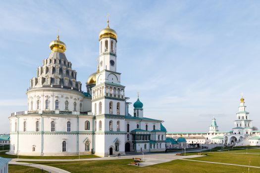 Фото бесплатно города, Москва, церковь