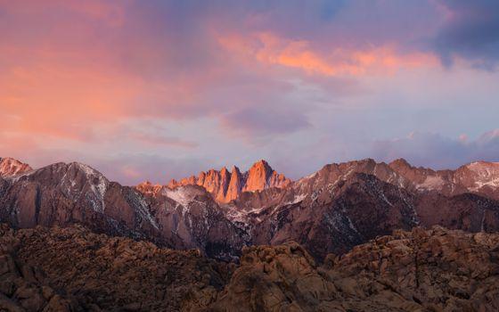 Фото бесплатно облака, простор, скалы