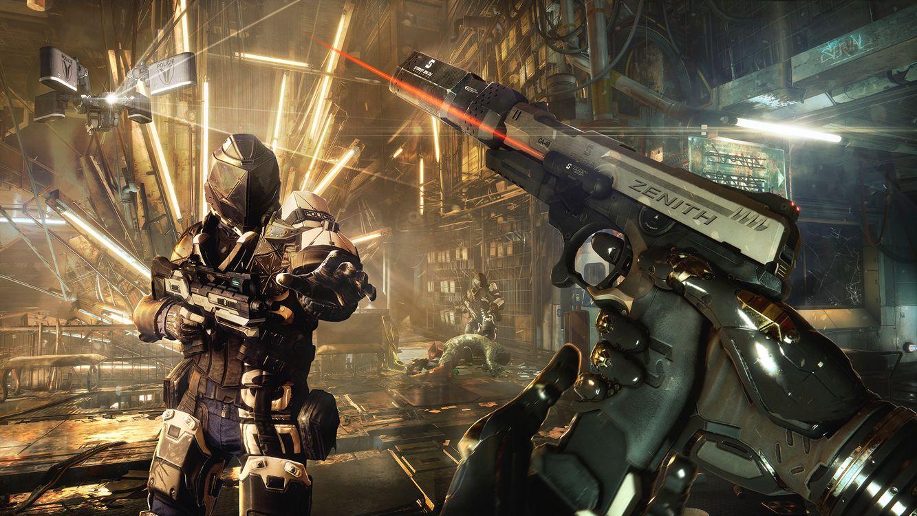 Фото бесплатно Pc Games, Deus Ex Mankind Divided, игры для Xbox - на рабочий стол