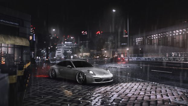 Photo free Need For Speed, Porsche, cars
