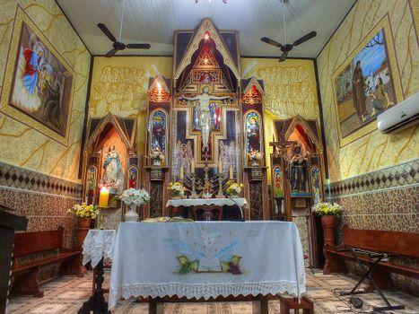 Бесплатные фото Церковь Сан-Бенедито,Abaetetuba,Пара,Бразилия