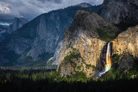 Photo free Yosemite, reserve, nature