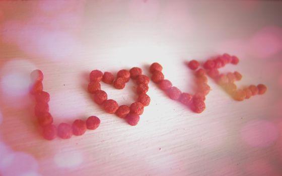 Фото бесплатно любовь, письмо, dried fruits
