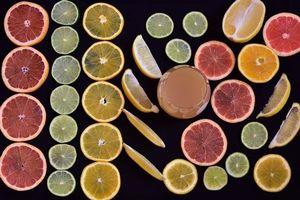 Бесплатные фото цитрусы,дольки,еда,десерт