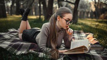 Фото бесплатно Dasha, красивая девушка, парк