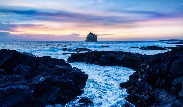 Фото бесплатно море, океан, атлантический