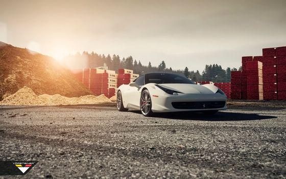 Фото бесплатно Ferrari, Ferrari Italia, Red