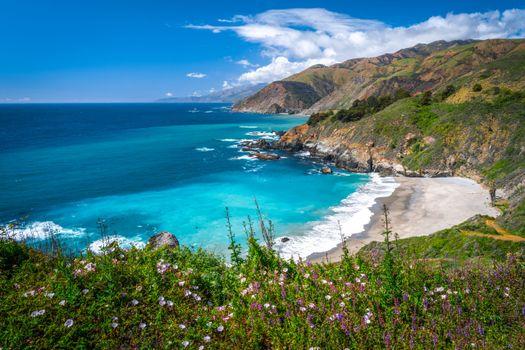 Фото бесплатно сезоны, прибрежный океан, американский океан