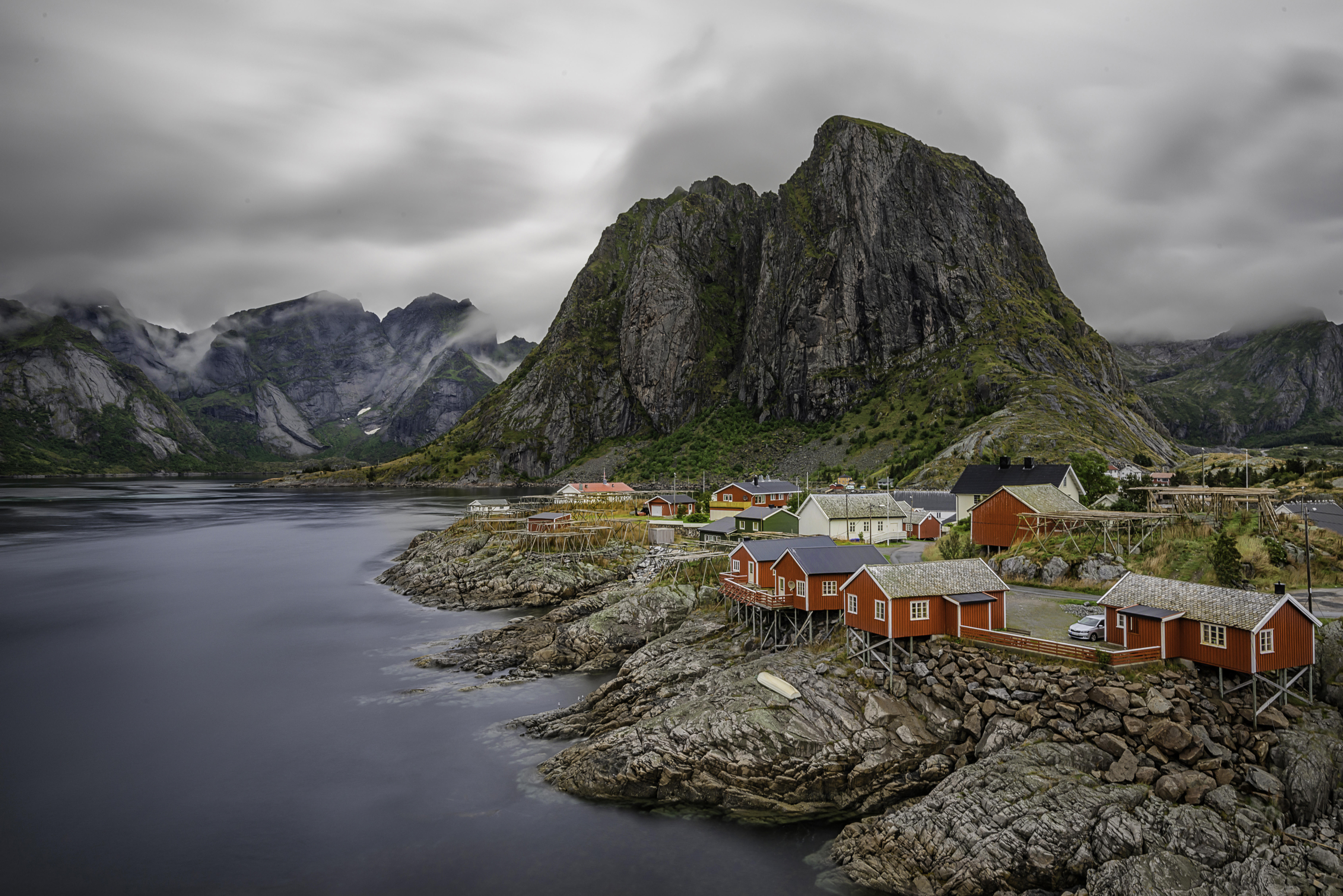 lofoten islands images - HD 7360×4912