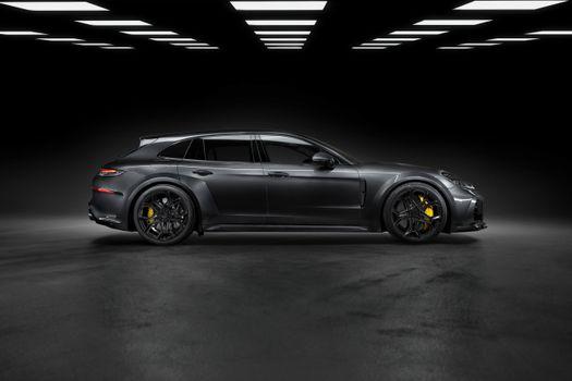 Photo free Porsche Panamera, Porsche, 2021 cars