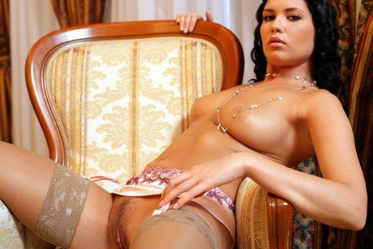 Фото бесплатно сексуальная девушка, Вероника А, красотка