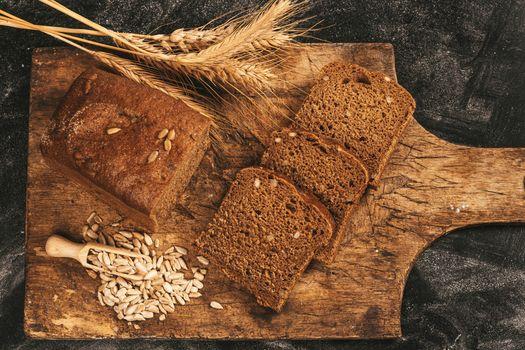 Photo free food, bread, grains