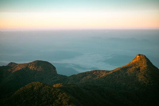 Photo free horizon, sky, expanse