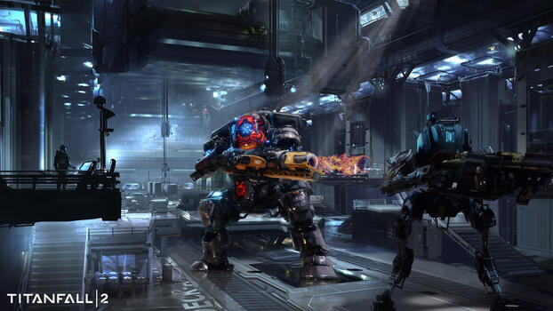 Photo free titanfall 2, games, 2016 games