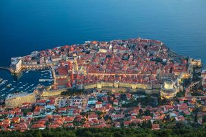 Фото бесплатно Dubrovnik, Дубровник, Хорватия