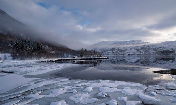 Фото бесплатно природа, Лофотенские острова, Норвегия