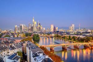 Бесплатные фото Франкфурт-на-Майне, Германия