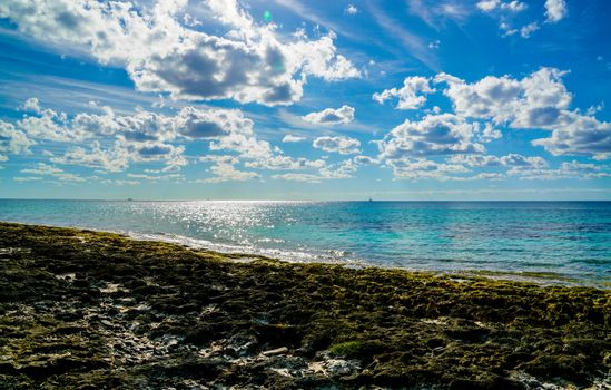 Фото бесплатно природа, побережье, побережье облака