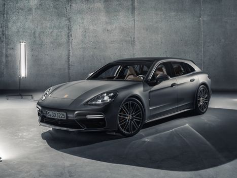 Фото бесплатно Porsche Panamera, автомобили 2018 года, автомобили