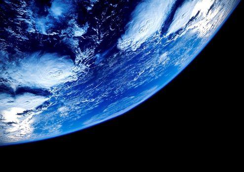 Photo free earth, galaxy, planet