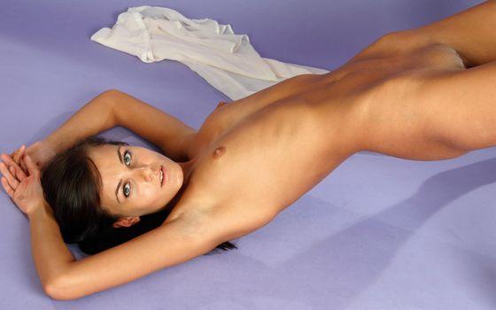 Фото бесплатно Глория б, брюнетка, голая