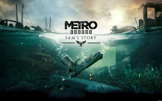 Photo free 2020 games, games, Metro Exodus