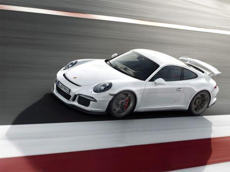 Photo free supercar, Porsche 9 GT3, car
