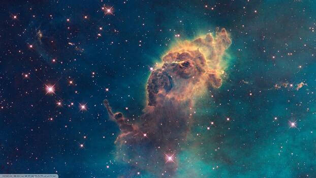 Фото бесплатно туманность, космос