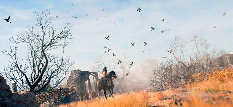 Фото бесплатно Assassins Creed Odyssey, игры, игры 2019
