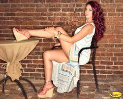Фото бесплатно модель, длинные волосы, ноги