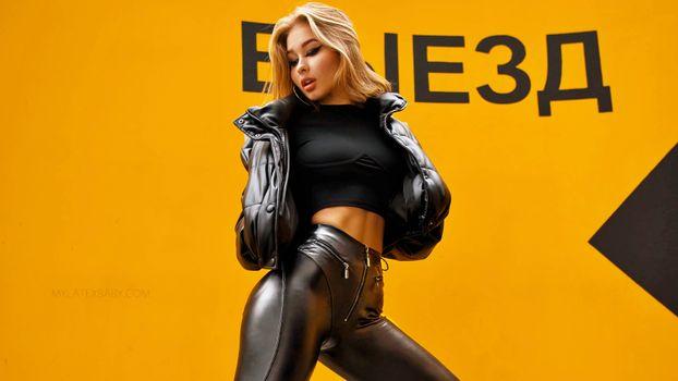 Photo free Nina, blonde, Russian