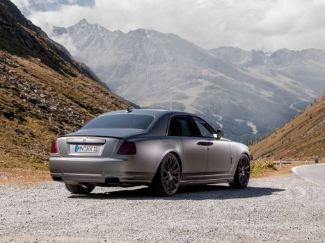 Photo free Rolls Royce, cars, gray car