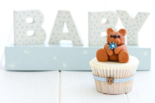Фото бесплатно кекс, украшение, мишка