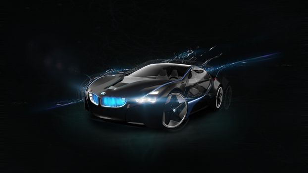 Photo free Concept Cars, Bmw, Bmw Vision