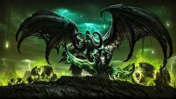 Фото бесплатно демон, дьявол, фантастика