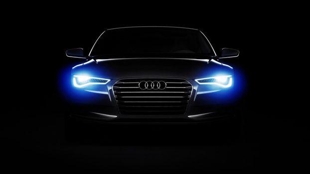 Photo free car, Audi, Audi A6