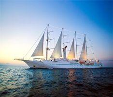 Photo free sailboat, sea, sunset