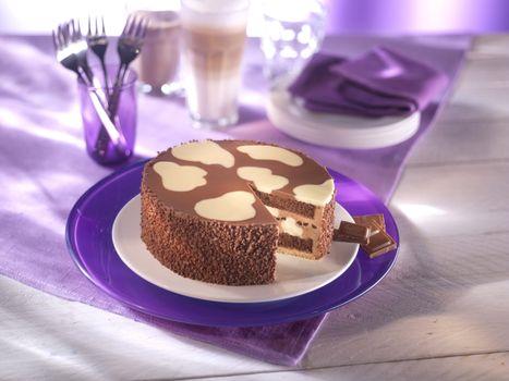 Фото бесплатно tort, eda, shokolad, milka, desert