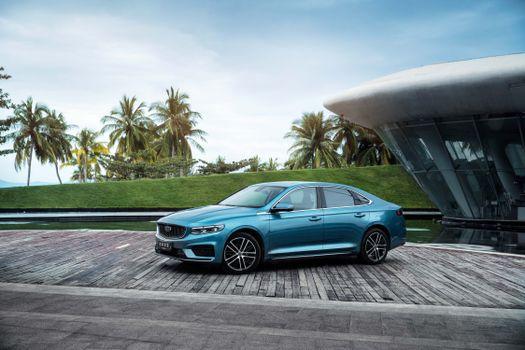 Фото бесплатно автомобили светло-голубого цвета, авто, голубой цвет