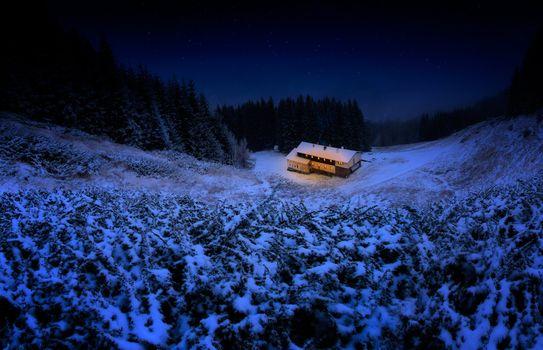 Заставки Tazha, Bulgaria, ночь
