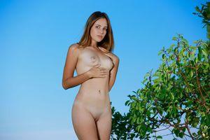 Бесплатные фото Hailey,красотка,голая,голая девушка,обнаженная девушка,позы,поза