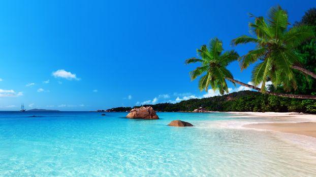 Красивые картинки море, пляж бесплатно