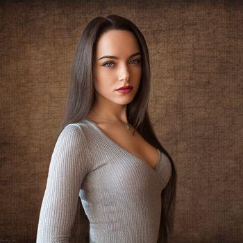 Заставки женщины, Дмитрий Шульгин, длинные волосы