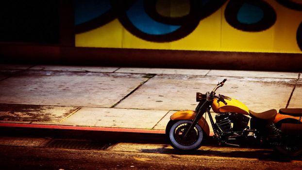 Photo free grand theft auto v, rockstar games, motorcycle