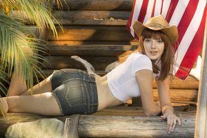 Бесплатные фото Lena Anderson,красотка,позы,поза,сексуальная девушка,модель