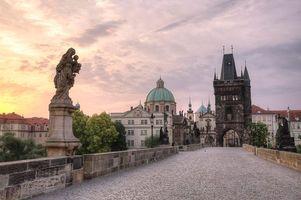 Бесплатные фото Charles Bridge,Prague,Карлов мост,Прага