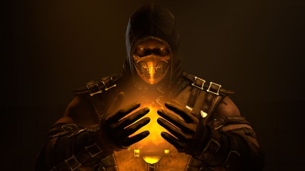 Фото бесплатно Pc Games Deviantart Scorpion Ps Games игр, Mortal Kombat Xbox games