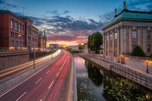 Бесплатные фото Stockholm Panorama,Стокгольм,Швеция