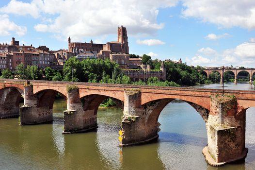 Фото бесплатно города, Франция, мосты